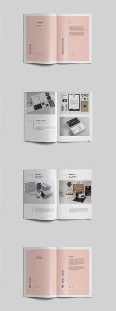 55 Best portfolio pdf images in 2018 | Graphic design