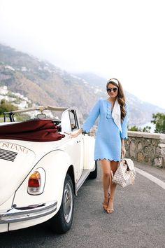 Cruising Along the Amalfi Coast