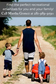 Find the perfect recreational amenities for you and your family!