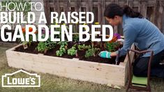 My Tiny Backyard: DIY Raised Garden Beds & Details (ORC Week 3 Share This all, it's week 3 of the One Room Challenge, and I'm sharing more progress on our tiny backyard. Here's week 2 if you miss. Raised Garden Bed Plans, Raised Patio, Building Raised Garden Beds, Raised Beds, Garden Benches, Terrace Garden, Garden Spaces, Landscaping With Rocks, Backyard Landscaping