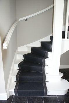 Sierlijke trapleuning - ArkelWonen