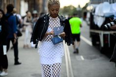 Mercedes-Benz Fashion Week Australia Spring 2015 - Mercedes Benz Fashion Week Australia Street Style Day 3