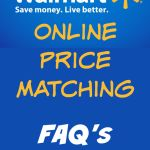 Walmart Online Price Matching FAQs We have been inundated with awesome questions from you guys about Walmart's Online Price Matching Policies and we have spent all day tracking down the answers you need.  Come join us over in our Walmart FaceBook...