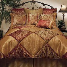 Sherry Kline Chateau Royale 8-piece Comforter Set | Overstock.com Shopping - Great Deals on Sherry Kline Comforter Sets