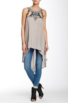 Embellished Tank by Free People on @nordstrom_rack