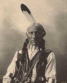 White Buffalo, Cheyennes 1898 Indian Congress