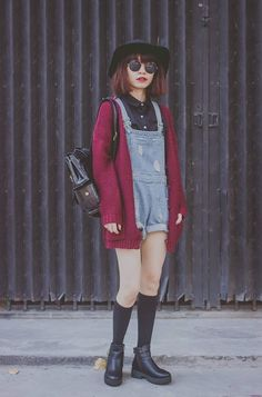 Street style đầu năm mới đậm chất Urban Chic của giới trẻ thế giới