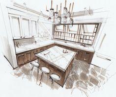 PRO | Sketching school by Olga Sorokina