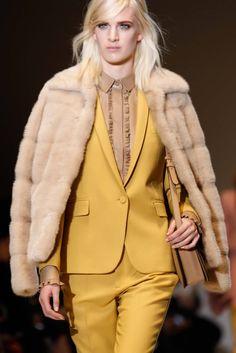Gucci Fall 2014 Ready-to-Wear Fashion Show Details