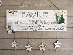 Familie...für eigene Fotos mit Sternen