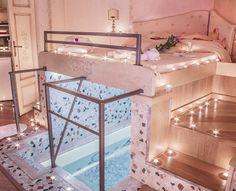 Dream Rooms Bedroom Goals - Decoration Home Cute Room Ideas, Cute Room Decor, Teen Room Decor, Bedroom Decor, Bedroom Furniture, Furniture Sets, Furniture Decor, Teen Rooms, Bedroom Interiors
