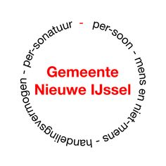 Visit us in Gemeente Nieuwe IJssel Guy Debord, Marshall Mcluhan, Martin Luther King, Yellow, Anchor, King Martin Luther