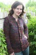 Everyday Cardigan by Briar Rose Fibers