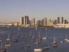 Great View of Downtown San Diego!