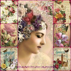 '' Vintage Beauty '' by Reyhan Seran Dursun