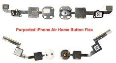 iPhone 6 & iPhone Air: Home-Button Flex-Kabel mit Touch ID - http://apfeleimer.de/2014/08/iphone-6-iphone-air-home-button-flex-kabel-mit-touch-id - Mittlerweile könnte man sich aus den ganzen Bauteil-Leaks von iPhone 6 und iPhone Air (5,5″ iPhone) fast schonein funktionstüchtiges Gerät zusammenbauen. Bereits vor wenigen TagentauchtenKomponenten desApple iPhone 6 Homebuttons mit Touch ID auf, jetzt finden die französischen Kollegen ...
