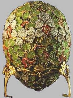 The Concise History of Fabergé Eggs