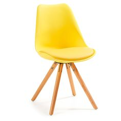 LARS Chair Natural Wooden