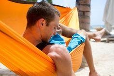 Cestovní houpací síť La Siesta Colibri - orange :: Ekupectví - Vaše kupectví online