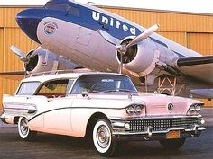 The BuickFrom 1950-1959