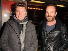 Sting Shares His Love for David Bowie: My Wife Trudie Styler and I Felt He 'Actually Blessed Our Baby'| Death, Cancer, Music News, David Bowie, Sting, Trudie Styler