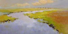 jan groenhart zomerlicht painting