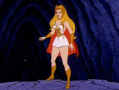 She-Ra de She-Ra, La Princesa del Poder | 19 Personajes de dibujos animados de tu niñez que tenían un montón de estilo