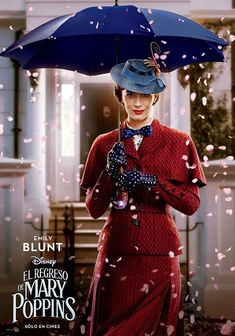 Lin-Manuel Miranda and Emily Blunt in Mary Poppins Returns 2018 Movies, New Movies, Movies Online, Movies And Tv Shows, Hindi Movies, Ben Whishaw, Miles Morales, Lin Manuel, Movies