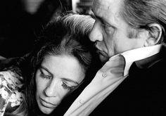 Johnny Cash y June Carter Cash
