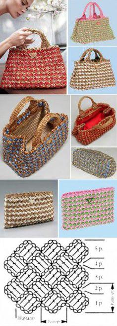 Handbags from Prada