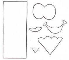 molde lapis eva mural cartaz sala de aula escola (2) Diy And Crafts, Crafts For Kids, Arts And Crafts, Paper Crafts, Bookmarks Kids, Corner Bookmarks, Transparent Flowers, Kids Education, Flower Crafts