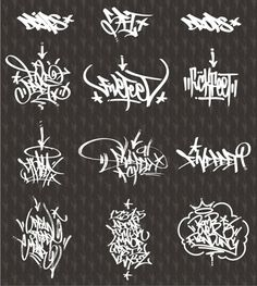 styles of graffiti