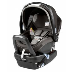 "The Peg Perego Primo Viaggio Nido Infant Car Seat takes child restraint systems to an improved level of safety and comfort with the innovative ""Right Tight"" system, plus a load leg base and extendable pagoda hood for full coverage. Peg Perego, Toddler Car, Travel System, Buy Buy Baby, Baby Head, Logo Nasa, Baby Car Seats, Baby Strollers, Leadership"