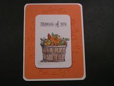 Stampin' Kat: Basket of Wishes