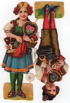 Czechoslowakia scraps 1920 fy Vydra&Bohuslav - 22cm - My personal collection