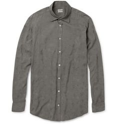 Massimo Alba Genova Modal and Cotton-Blend Shirt | MR PORTER