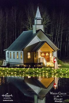 If you were planning the wedding of the decade, how would you decorate the church? Enter for a chance to win a $500 Visa gift card as the Hope Valley wedding planner! Then settle in for more romance on Sunday nights 9/8c! #Hearties #HallmarkChannel #WCTH