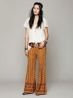 Cute pants - I am 99.9% certain I could make these, and I bet for under the $100 price tag!