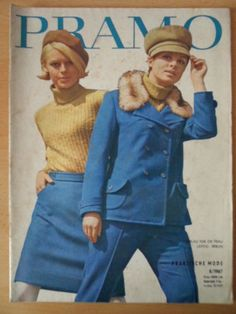 PRAMO PRAKTISCHE MODE August 8/1967 + orginal Schnittmusterbogen TOP Zustand | eBay