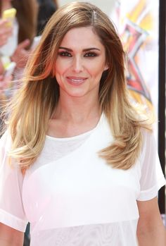 Cheryl Cole arrives at Old Trafford stadium for 'The X Factor' Manchester auditions - 16 June 2014