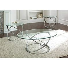 Silver Coffee Table Extraordinary and Stylish : Glass Coffee Table With Silver Base. Glass coffee table with silver base. Silver Coffee Table, 3 Piece Coffee Table Set, Coffee And End Tables, Glass Top Coffee Table, End Table Sets, Round Coffee Table, Occasional Tables, Side Tables, Steve Silver Furniture