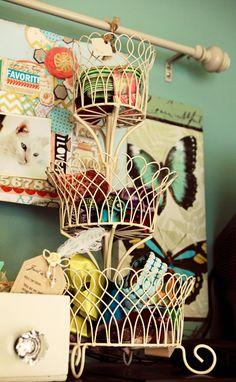 A Scrapbook Room Redo: Fresh Color Ahead - my_weblog