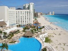 le blanc spa resort in Cancun, Mexico - stayed there in January, it was out of this world!