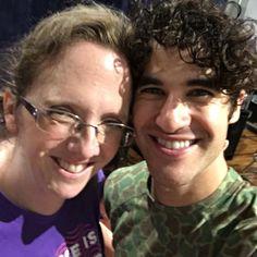 Darren at Elsie rehearsal 9/4/16