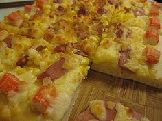 手搓Pizza