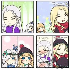There are two kinds of gift in the world. I want to make comic about their hair, but it ends up like this. Lol my brain. Miya Mobile Legends, Mobiles, Moba Legends, First Blood, Mobile Legend Wallpaper, How To Make Comics, Game Character, Handsome Boys, Homemade Gifts