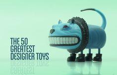 The 50 Greatest Designer Toys | Complex