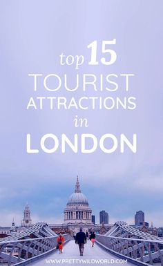 Are you planning a trip to London soon? Or are you interested on knowing what are the top tourist attractions in London? Well, this post is exactly for you! We have covered the best London points of interest just for you. Make sure to read this to learn more or pin in it for later read for more London travel tips! #london #uk #londontraveltips #europe #londonattractions