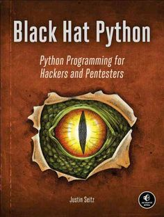 Black Hat Python: Python Programming for Hackers and Pentesters (Paperback)