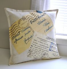 I want this with my own international mail. So cool!